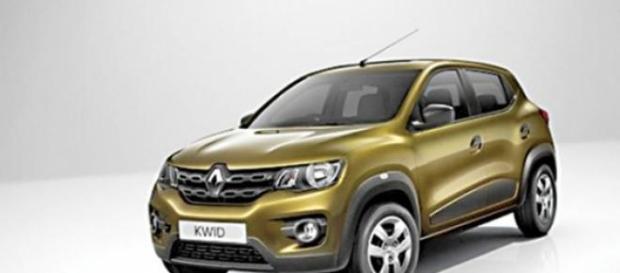 """Noul model """"ultra low cost"""" Renault KWID"""