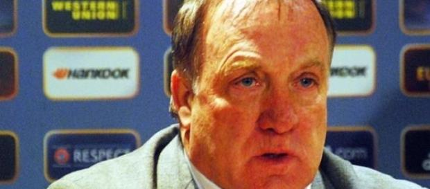 Tears of joy for Advocaat as Sunderland stay up