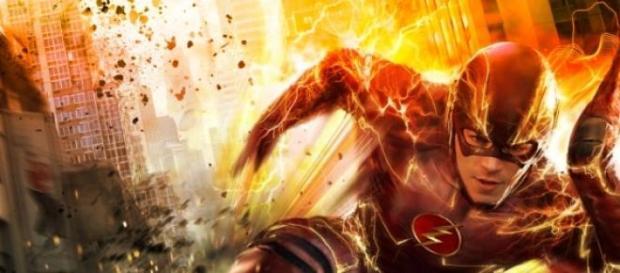 'The Flash': multiversos en la segunda temporada.