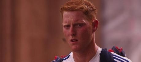 Stokes led the England counterattack against NZ
