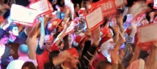 Anderson's victory was enjoyed by the darts fans