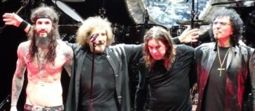 Black Sabbath en 2013, sin Bill Ward
