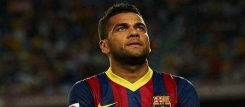 Dani Alves ne négocie plus avec le Barça !
