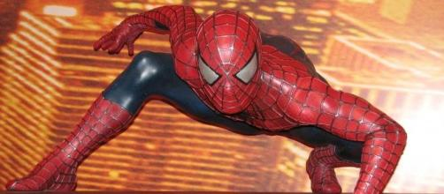 foto del superheroe spiderman