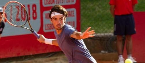 Gastão Elias passou o qualifying em Roland Garros