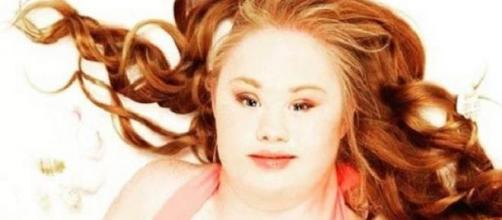 Modelo com síndrome de down, Madeline Stuart