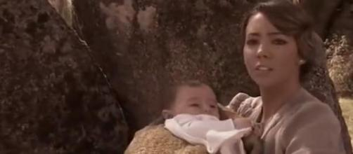 Un'immagine di Alfonsino ed Emilia