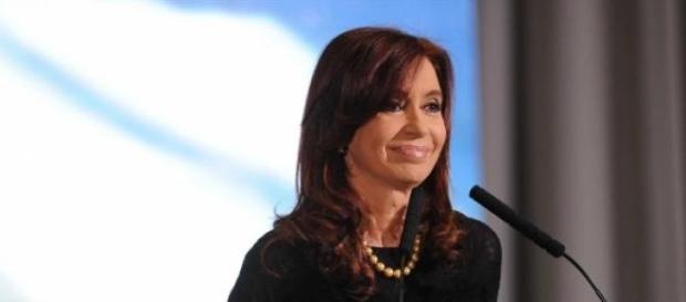 Cristina Fernández de Kirchner en Cadena Nacional