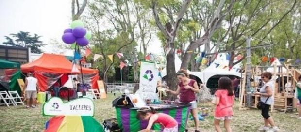 Festival Ciudad Verde en la Ciudad de Buenos Aires