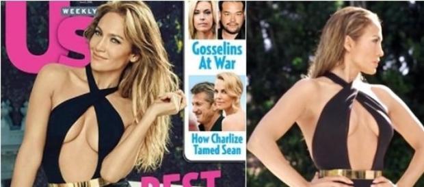 Jennifer Lopez é dona do melhor corpo, diz revista