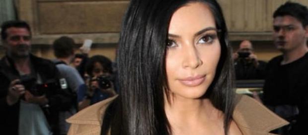 Kim Kardashian s'est confiée à Billy Bush.