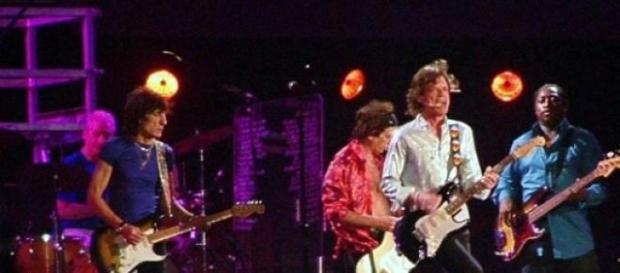 The Rolling Stones inician su gira