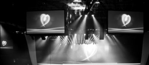 Escenario del Festival de Eurovisión en 2011