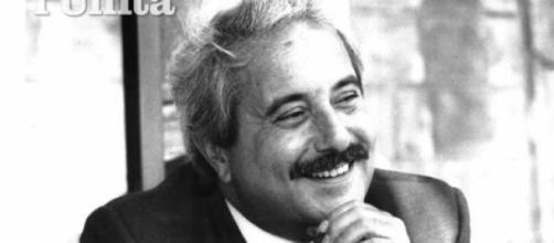 Il magistrato Giovanni Falcone