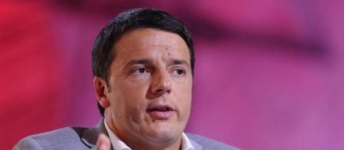 """Il premier Renzi da Mentana a """"Bersaglio Mobile"""""""