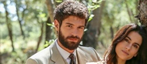 Il Segreto 3^ serie: è amore tra Tristan e Ines?