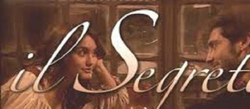 Locandina della soap opera Il Segreto.