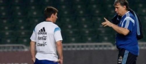 Messi, la figura de la Selección Argentina.