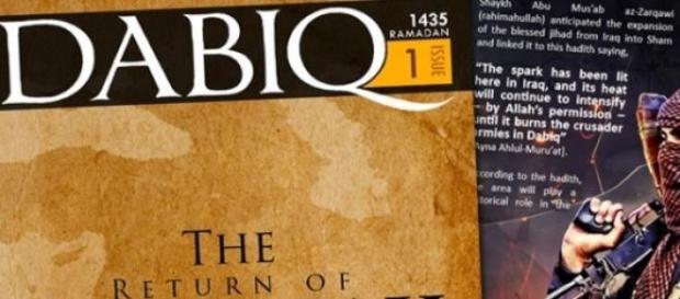 Dabiq, la violencia hecha revista