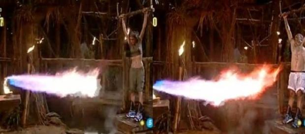Fuego desigual; amigo a Suhaila y enemigo a Fortu