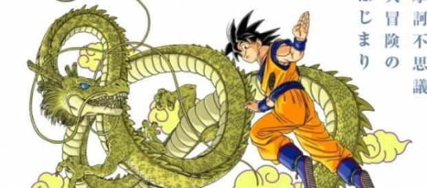 Goku vuelve al manga el próximo mes