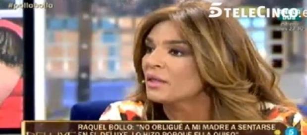 Raquel Bollo es atacada por sus compañeros