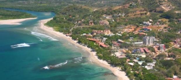 Tamarindo, uno de los paisajes costarricences