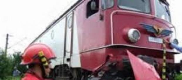 tragedie feroviară în judeţul Olt