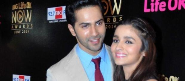 Varun Dhawan and Alia Bhatt in Shhuddhi