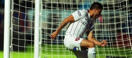 San Lorenzo venció a Sarmiento