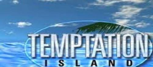 Temptation Island, il logo della trasmissione.