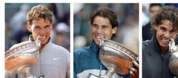 9-krotny zwycięzca French Open - Rafael Nadal