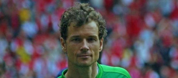 Auch Jens Lehmann soll am 25. Mai in Prag kicken