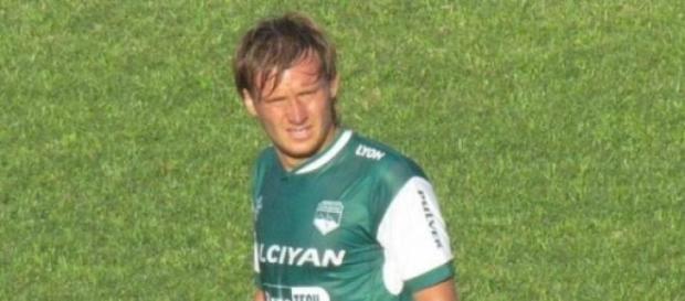 Cristian Gómez, defensor de Atlético Paraná.