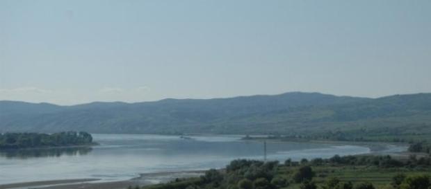 Debitul Dunării este extrem de mic