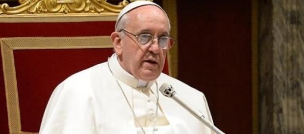 El papa se mostró en contra del aborto