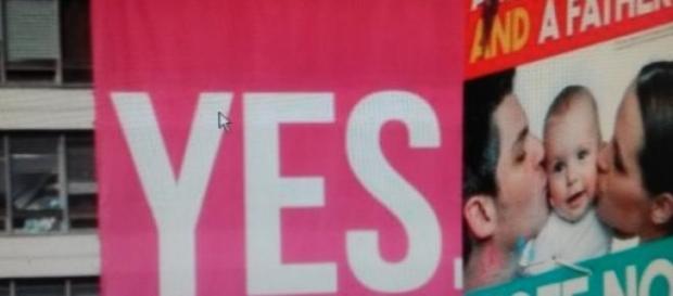 L'Irlande a dit oui au mariage homosexuel