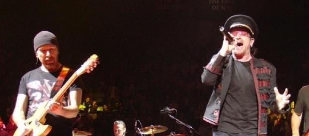 La banda irlandesa está de gira por Estados Unidos
