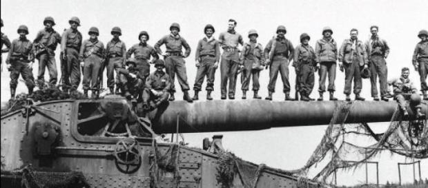 La generación que vivió la segunda guerra mundial