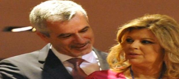 Terelu Campos y José Valenciano