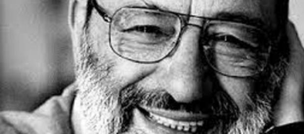 Umberto Eco -włoski pisarz, semiotyk, lingwista