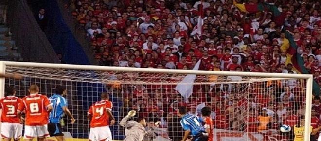 Campeonato brasileiro - Gremio e Internacional se recuperam