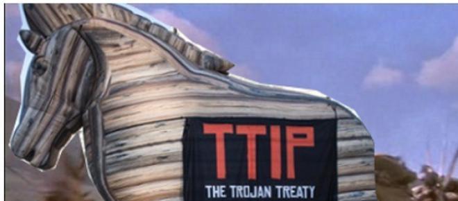 El troyano TTIP en plena guerra de las galaxias