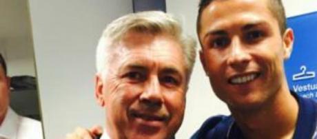 A foto que indignou os dirigentes do Real Madrid