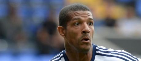 Preston North End striker Jermaine Beckford.