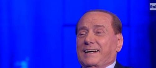 Berlusconi ospite a 'Che tempo che fa'
