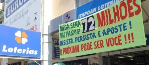 Governo aumentou o preço das apostas na loterias