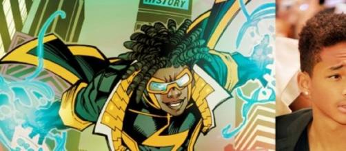Jaden Smith protagonizará la serie de Static Shock