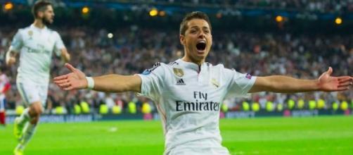 Javier Hernandez verso l'Inter?