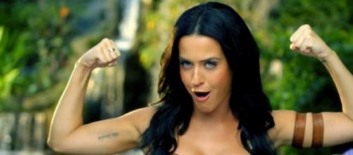 Katy Perry confessou ser destemida e ambiciosa